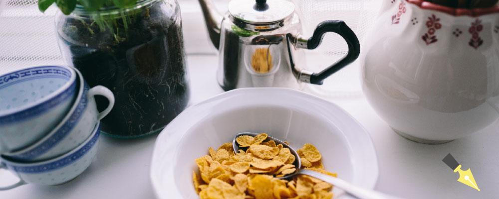 Recetas de desayuno